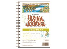Strathmore Mix Media Visual Journal 14x20,3