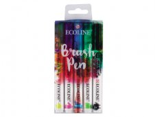 Ecoline Brushpen Set 5