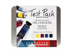 SENNELIER EXTRA FINE OIL TEST PACK