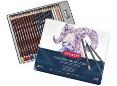 DERWENT COLOUR COLLECTION SET 24