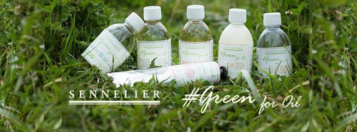 Green For oil